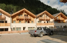 Housing area Di Mone <br> Corvara