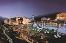 Hotel Adler Dolomiti ***** <br> Ortisei