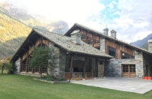 Villa in Alagna <br> Piemonte