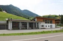 Fire department station <br> Roncadizza