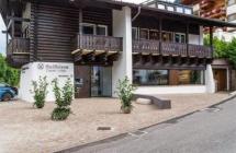 Raiffeisen bank Kastelruth <br> Ortisei (branch Überwasser)