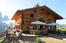 Saltner Hütte <br /> Alpe di Siusi