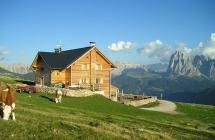 Raschötz Lodge <br> Ortisei