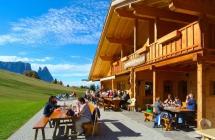 Tschon Schwaige<br /> Alpe di Siusi