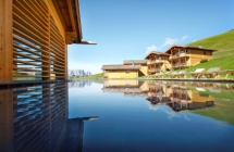 09.07.2015 – Zertifizierung Klimahotel Adler Mountain Lodge