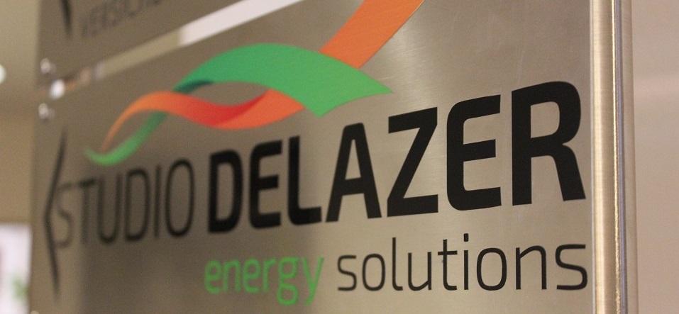 Delazer-Plakette