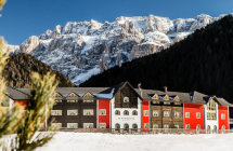 Alpenroyal ***** Wellnessanlage <br> Wolkenstein